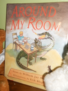 AROUND MY ROOM   William Jay Smith, with illustrator Erik Blegvad