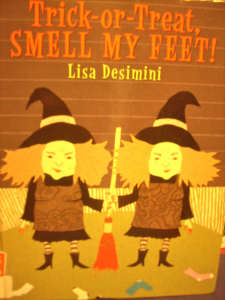 written and illustrated by Lisa Desimini