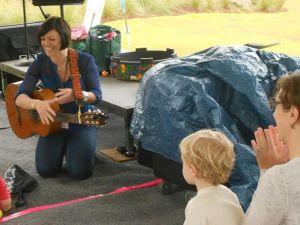 Danielle Shelton - Story Fort - WordofSouth Festival