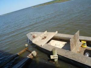 Oyster Boat c. JanGodownAnnino