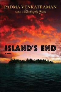 ISLAND's END by Padma Venkatram, Penguin Young Readers Group